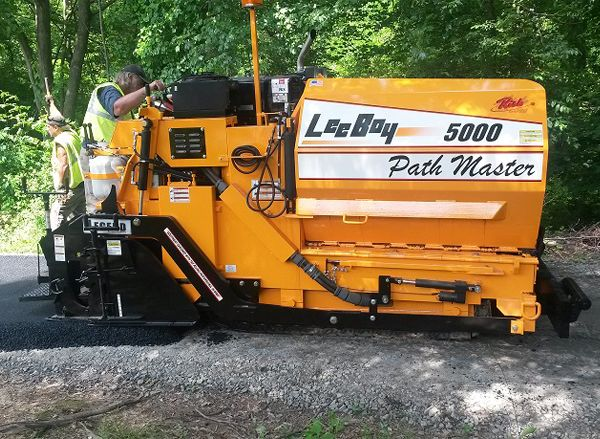New Leeboy 5000 Path Master Paver For Sale Gregory Poole