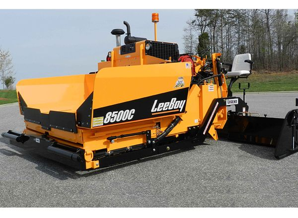 New Leeboy 8500c Conveyor Paver For Sale Gregory Poole