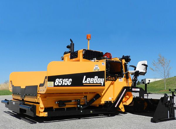New Leeboy 8515c Conveyor Paver For Sale Gregory Poole