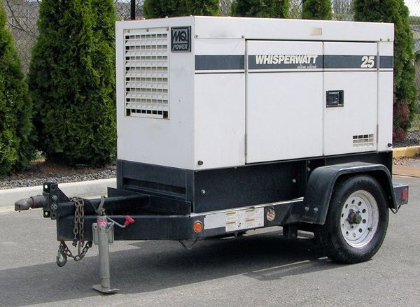 New Multiquip Dca25 Generator For Sale Gregory Poole