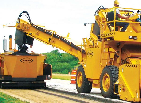 New Weiler E1250a Remixing Transfer Vehicle For Sale