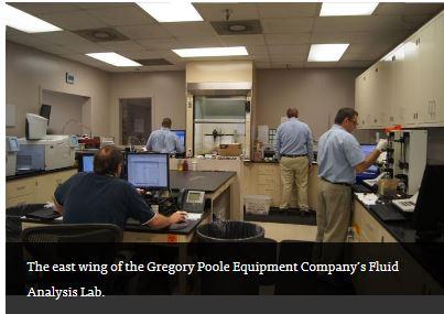 SOS Fluid Analysis Lab