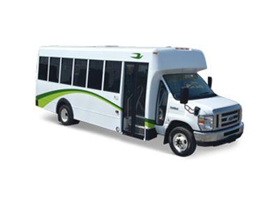 New 14 Passenger Buses