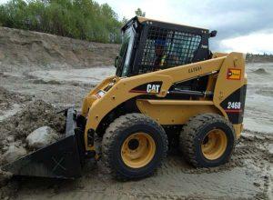heavy equipment rental in wilmington nc