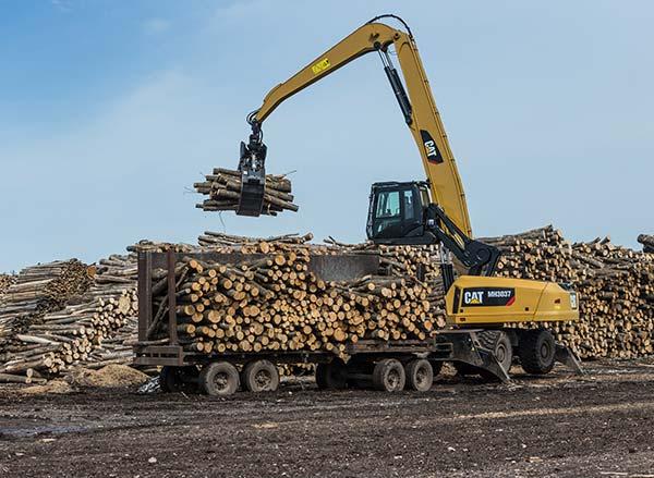 Logging, Chipping & Mills