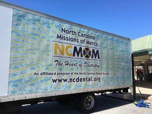 NC MOM Truck