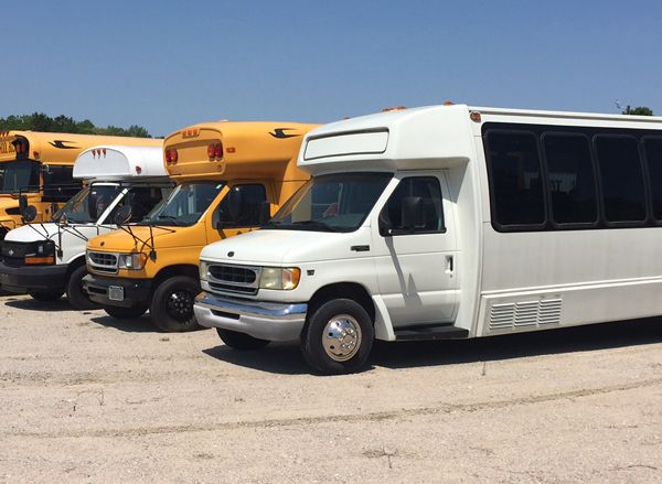Buses in Inventory