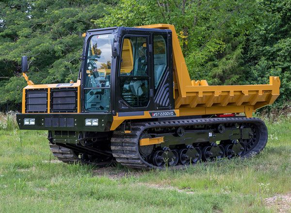 New Morooka 2200vd Rubber Track Carrier For Sale Gregory