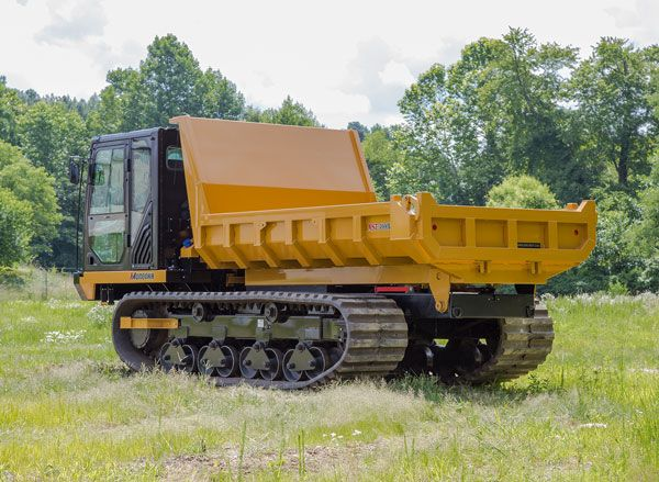 New Morooka 3000vd Rubber Track Carrier For Sale Gregory