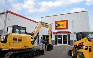 equipment rental in jacksonville nc