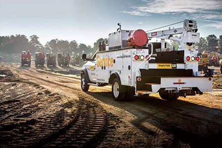 Construction Field Service