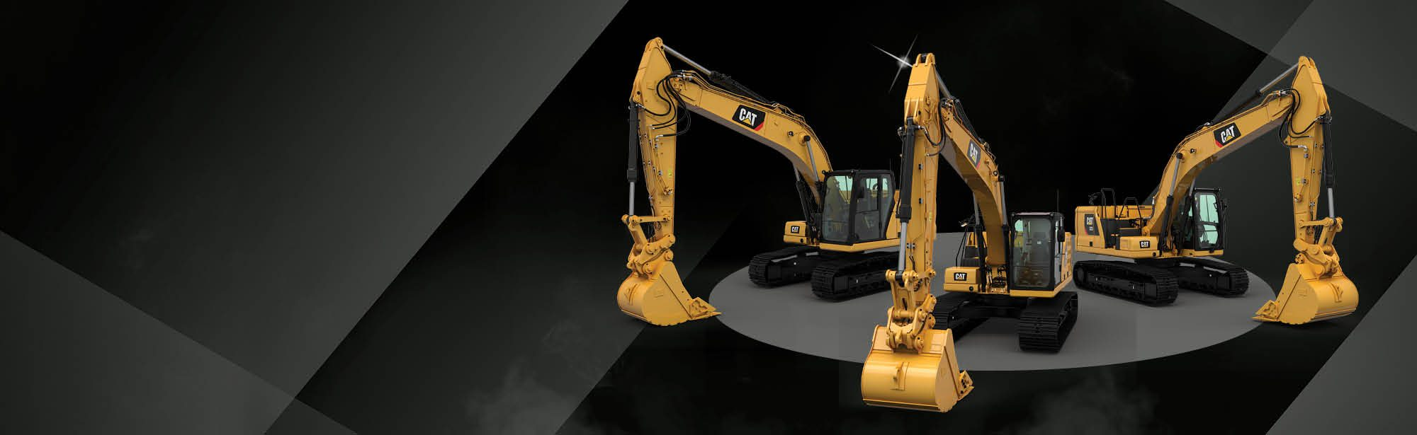MORE CHOICES. MORE CONFIDENCE. Next Generation Excavators