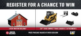 Morton Buildings Sweepstakes