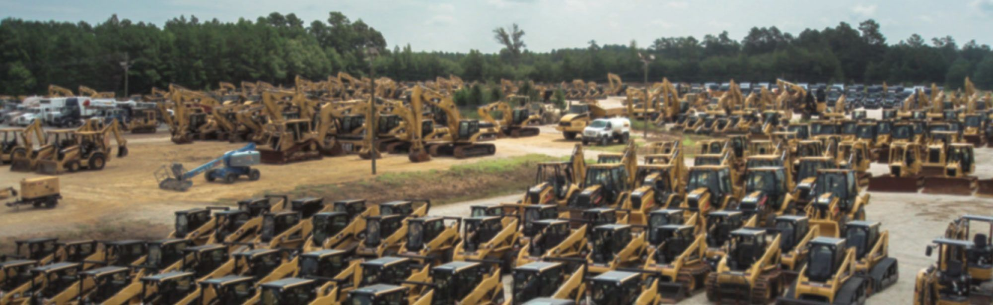 Cat Used Equipment 4.9% for 48 Months