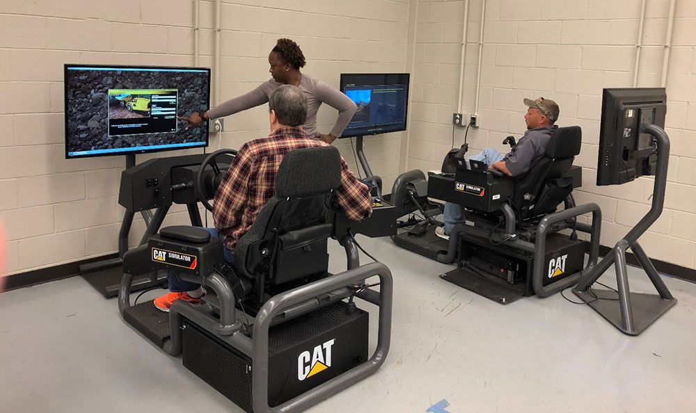 equipment simulators