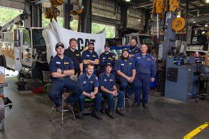 Truck Service Team
