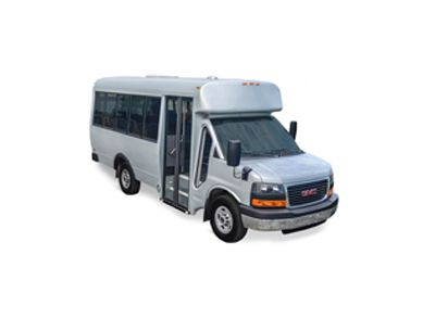 New Wheelchair Lift Buses