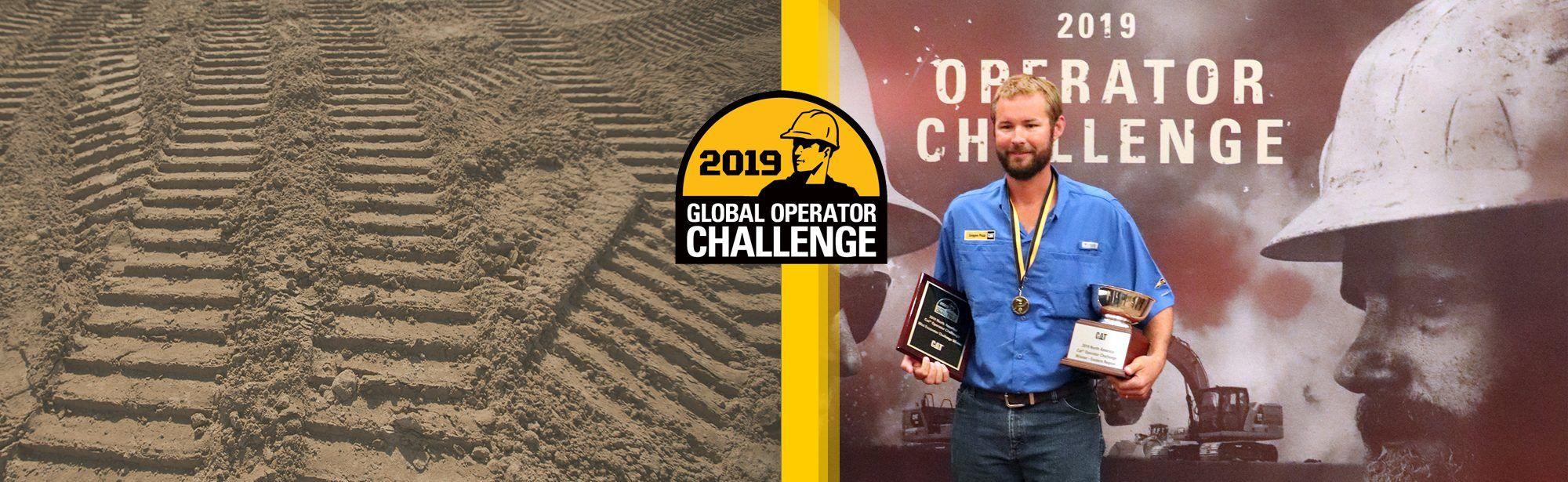 Ben Sandy from Roseboro, NC East Regional Winner!