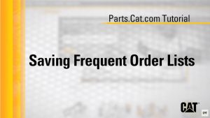 Frequent Order Lists