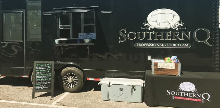 Southern Q Food Truck