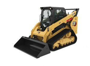 Cat compact track loader