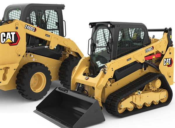 Skid Steer and Compact Track Loaders