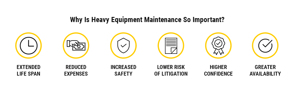 Why Is Heavy Equipment Maintenance So Important?