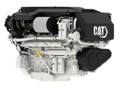 C32B Triple Turbo