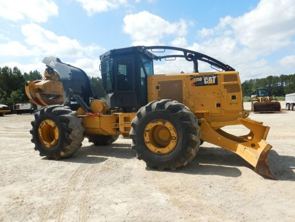 Cat Used Forest Products For Sale - North Carolina   Gregory