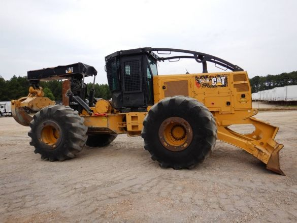 Cat Used Forest Products For Sale - North Carolina | Gregory