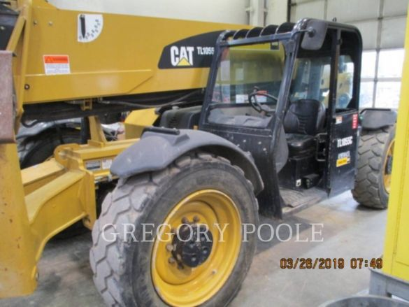 Cat Used Telehandlers for Sale - North Carolina | Gregory Poole
