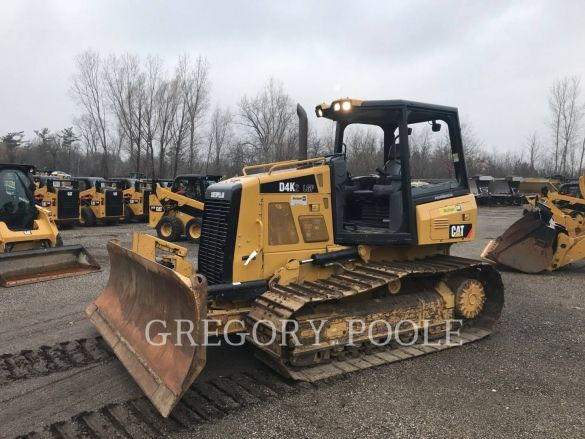 Cat Used Track Type Tractors & Dozers For Sale - NC