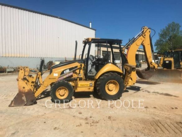 Cat Used Backhoe Loaders For Sale In North Carolina | Gregory Poole