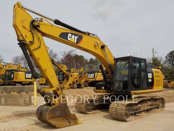 Used Cat Track Excavators for Sale in North Carolina | Gregory Poole