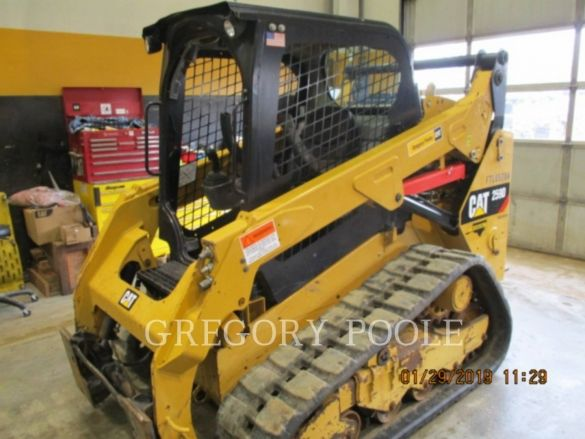 Used 2015 Caterpillar 259D N for Sale | Gregory Poole