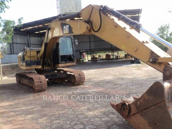 Used Cat Track Excavators for Sale in North Carolina