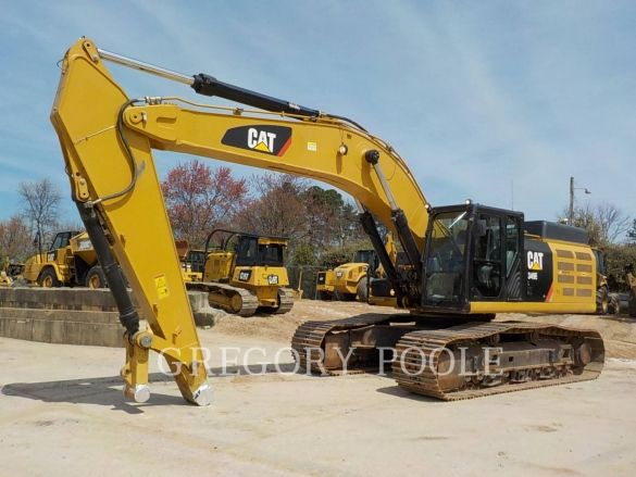Used 2014 Caterpillar 349EL for Sale | Gregory Poole