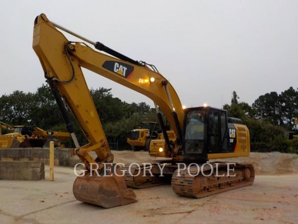 Used 2016 Caterpillar 330FL for Sale | Gregory Poole