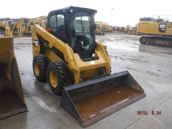 Cat Used Skid Steers Loaders For Sale In NC   Gregory Poole